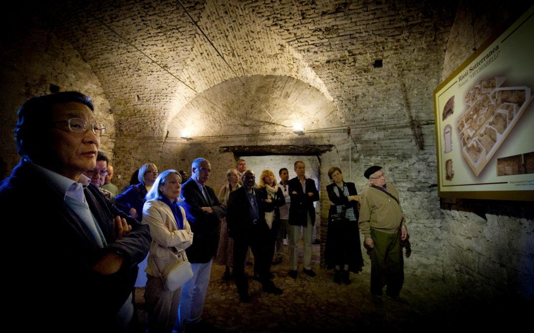 Visita del Corpo Diplomatico accreditato presso la Santa Sede