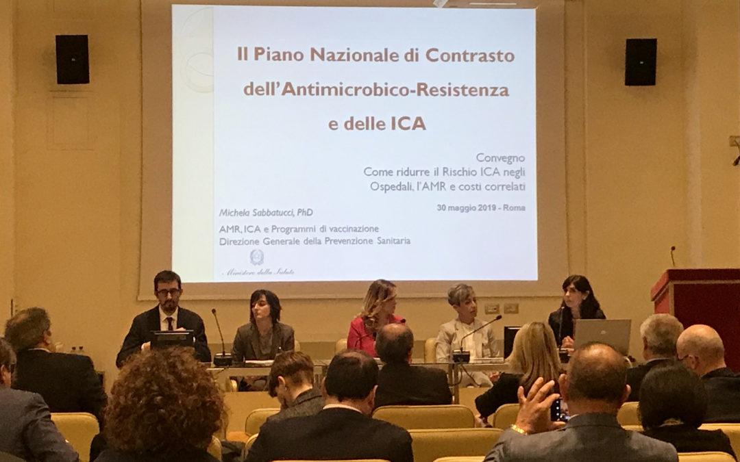 ICA Roma Senato della Repubblica maggio 2019